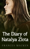 The Diary of Natalya Zlota - eBook Original Cover