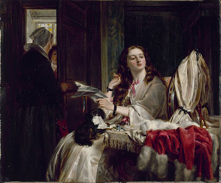 723px-john_callcott_horsley_-_the_morning_of_st_valentine_-_google_art_project