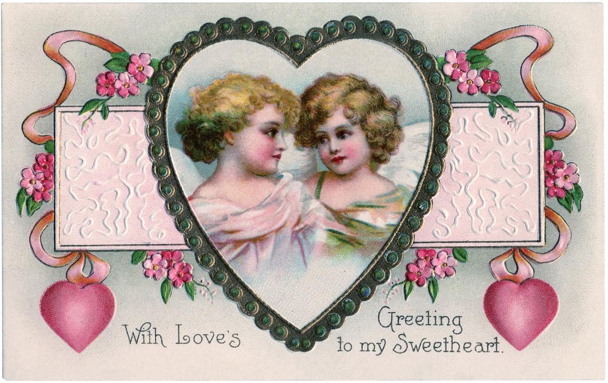 My Victorian Valentine