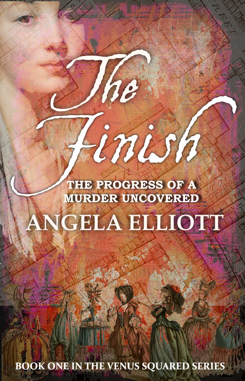THE FINISH Angela Elliott