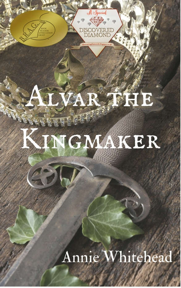 Alvar the Kingmaker Annie Whitehead