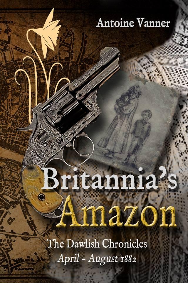 Britannia's Amazon Antoine Vanner