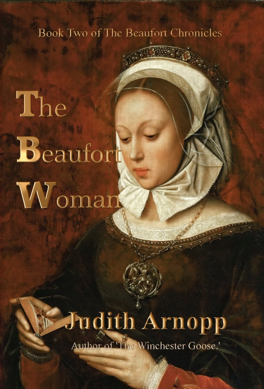 The Beaufort Woman - Judith Arnopp