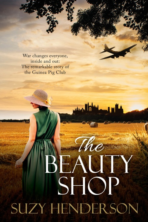 The Beauty Shop Cover Suzy Henderson