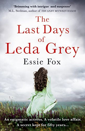 last days of leda grey new cover