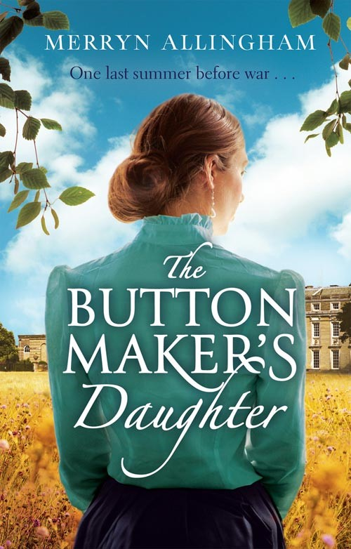 The Button Maker's Daugher - Merryn Allingham