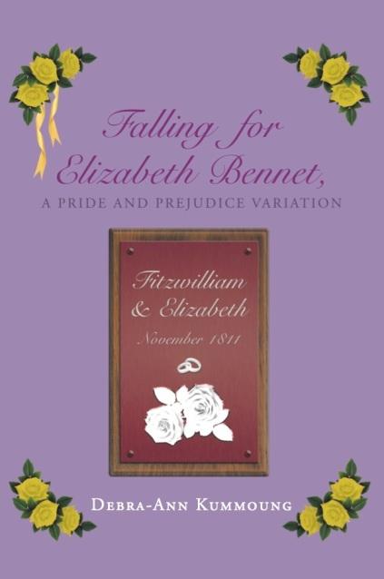 Cover art - Falling for Elizabeth Bennet