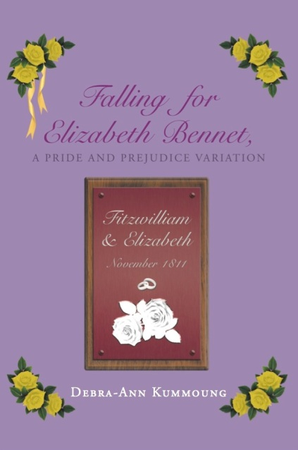 Cover art - Falling for Elizabeth Bennet