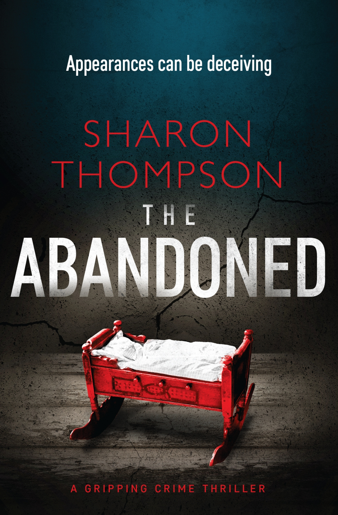 Sharon Thompson - The Abandoned_cover_high res