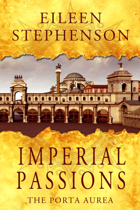 Imperial Passions eBook Cover Large