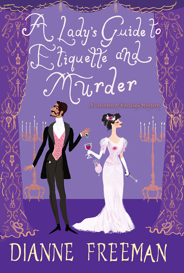 A Lady's Guide to Etiquette and Murder 600px wide