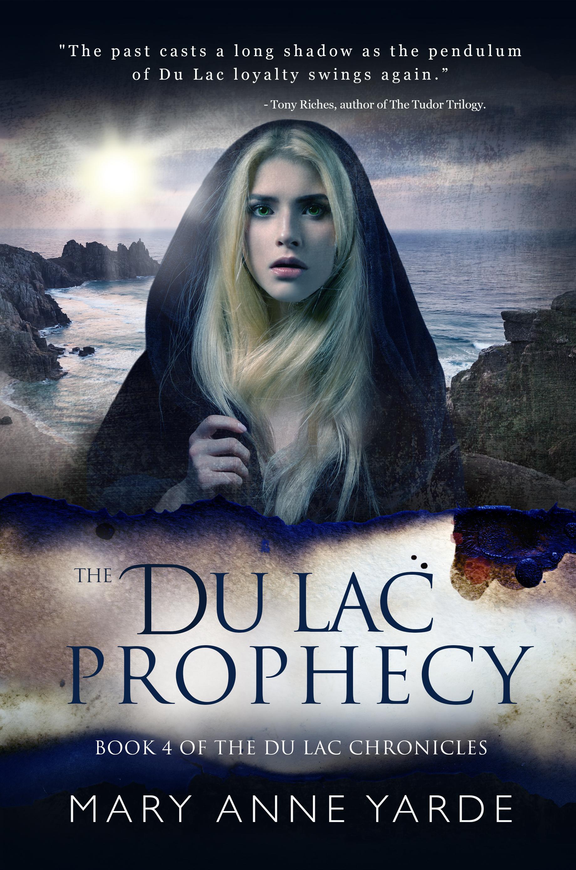 KINDLE The Du Lac Prophecy 7 August 2018 final