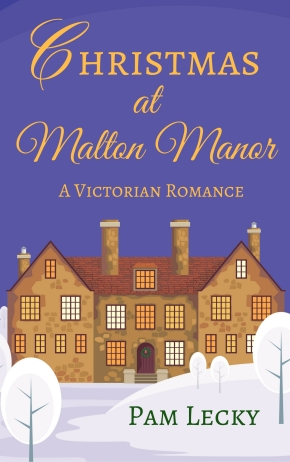 Christmas At Malton Manor Cover