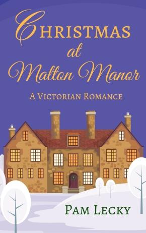 Christmas At Malton Manor Cover
