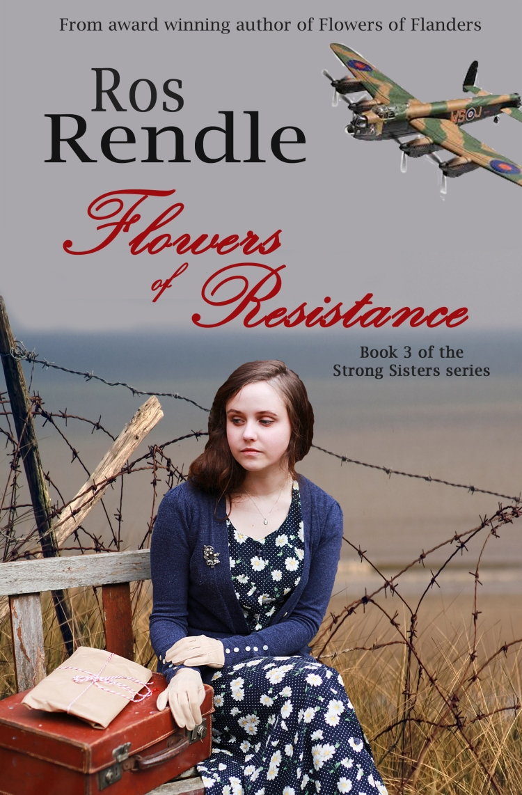 kindle paperback cover flowers of resistance
