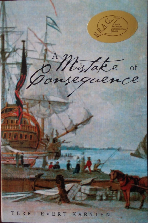 Mistake cover with medallion